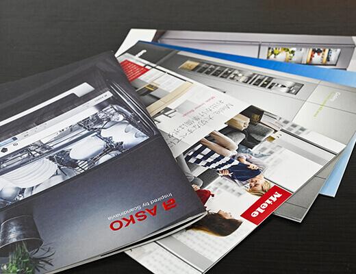 海外メーカーのカタログ
