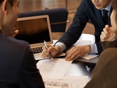 輸入家電の購入契約・施工の契約